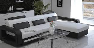 canapé design italien pas cher canapé panoramique cuir pas cher promo avec canapé d angle design en