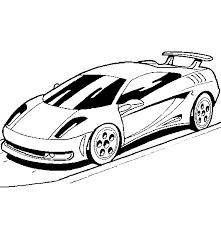 voiture de course 23 transport u2013 coloriages à imprimer