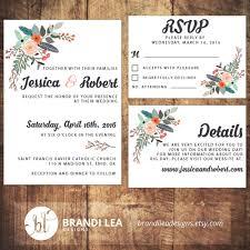Abbreviation Of Rsvp In Invitation Card Wedding Invitation Basics Wedding Invitation Templates