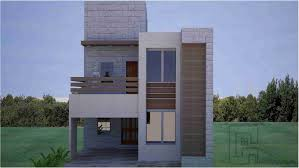this is a standard 5 marla house front design with the complete
