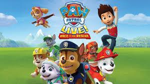 paw patrol live race rescue tickets paw patrol live