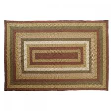 country style braided jute rugs tea cabin
