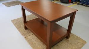 Sturdy Table Extra Sturdy Outdoor Utility Table Youtube