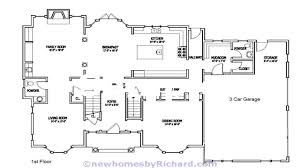Classic Colonial Floor Plans by Luxury Colonial House Plans Part 19 Colonial Houses Colonial