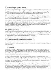 jours de congã s pour mariage mariage homosexuel