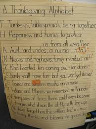 kc kindergarten times thanksgiving poems and songs