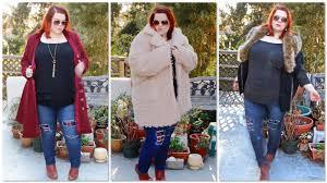Womens Winter Coats Plus Size Plus Size Fall U0026 Winter Outerwear Fashion Focus Youtube