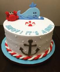 nautical baby shower cakes unique nautical baby shower cake ideas for boy baby shower ideas