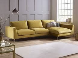 Corner Sofa Drew Upholstered Corner Sofa Living It Up