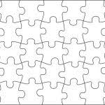 jigsaw templates free best 25 puzzle piece template ideas on
