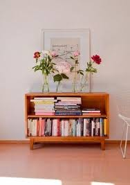 Mid Century Modern Bookcase Mid Century Bookcase Visualizeus