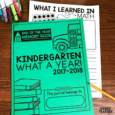 kindergarten pattern books writing end of the year memory book free printables a kinderteacher life
