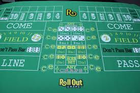 Craps Table Rollout Gaming Craps Table Top Team5poker Com