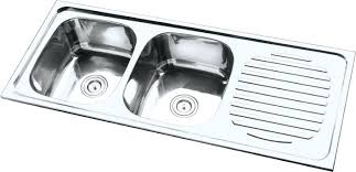 dayton elite stainless steel sink stainless steel double sink meetly co