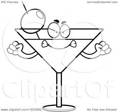 margarita glass cartoon margarita clipart black and white free clip art images