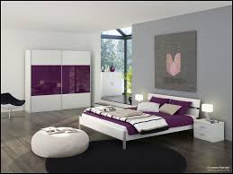 Colorful Bedrooms Bedroom Grey Theme Bedroom Design And Purple Accents With White