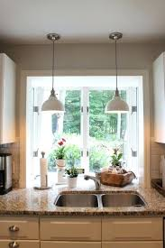 corner kitchen sink ideas lighting kitchen sink no window lighting corner kitchen