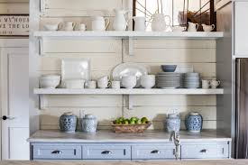 kitchen open shelves ideas bathroom rustic kitchen shelves open shelving island home