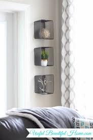 Recycled Wall Decor Using Tar Dollar Spot Bins