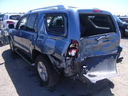 used 2003 toyota 4runner used 2003 toyota 4runner parts sacramento 4 7l v8 a750e auto
