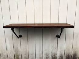 Wall Bar Table The Lodge Mantel Wall Mounted Bar Table Shelf Reclaimed Wood