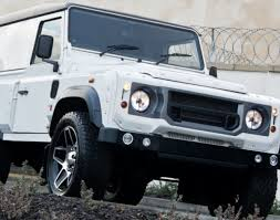 kahn land rover land rover defender chelsea wide track edition by a kahn design