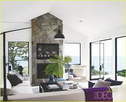 Elle Decor Celebrity Homes Courteney Cox U0027elle Decor U0027 Feature Photo 2552943 Courteney