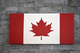canadian flag canada flag on barnboard canada 150 farmhouse