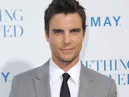 Emily Giffin Something Blue Something Borrowed U0027 Author Emily Giffin Says Colin Egglesfield Is
