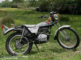 1970s motocross bikes memorable motorcycles honda tl125 motorcycle usa