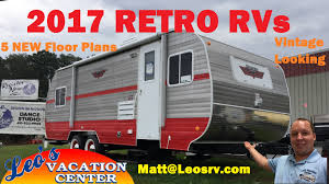 Retro Campers by 2017 Riverside Rv White Water Retro Travel Trailers All New Floor