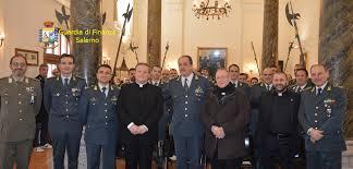 gdf si e social nuovo cappellano militare al comando gdf di salerno gazzetta di