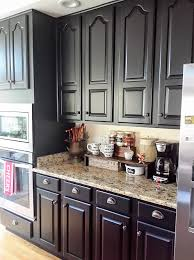 pictures of painted kitchen cabinets before and after painted kitchen cabinets makeover before after at home with