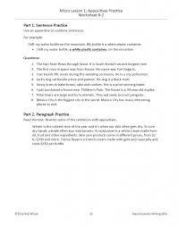 Preposition Practice Worksheets Worksheet Appositive Worksheet Fiercebad Worksheet And Essay