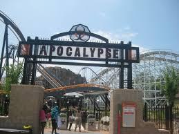Where Is Six Flags America Six Flags America