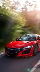 2017 honda nsx 4k wallpapers wallpaper honda nsx supercar speed red cars u0026 bikes 11519