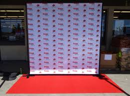 wedding backdrop stand rental step and repeat backdrop banner rental vimana visual