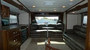 5th wheel with living room in front rushmore 5th wheels lincoln