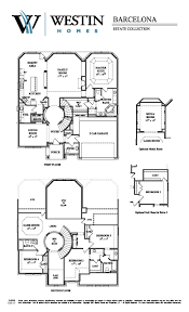 Lockridge Homes Floor Plans by Westin Homes Sedona Floor Plan