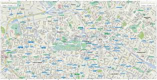 printable road maps printed road maps noavg me