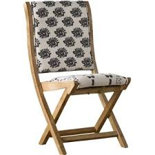 Upholstered Folding Dining Chairs Modern Folding Dining Chairs Allmodern