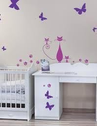 deco chambre fille papillon decoration chambre fille papillon inspirations et stickers chambre