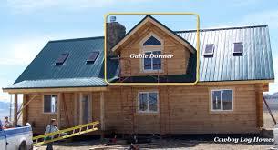 plans for small log cabins cowboy log homes