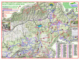 Colorado Hunting Units Map by Vega State Park Outthere Colorado