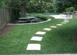 Astro Turf Backyard Artificial Lawns Neave Landscaping