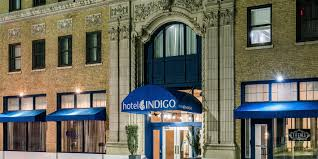 Hotel Awning Boutique Hotels In Dallas Hotel Indigo Dallas Downtown Ihg