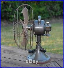 Oscillating Desk Fan by Antique Ge Vortalex 3 Speed Oscillating Desk Fan 12 Inch Blades