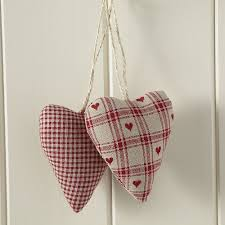 Fabric Heart Decorations 272 Best Hanging Hearts Images On Pinterest Hanging Hearts