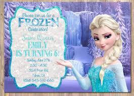 14 frozen birthday invitation u2013 free psd ai vector eps format