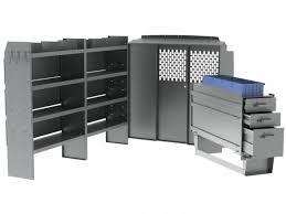 Masters Filing Cabinet Kargo Master Van Equipment Packages Van Storage Equipment